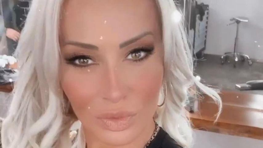 Cora Schumacher im April 2021