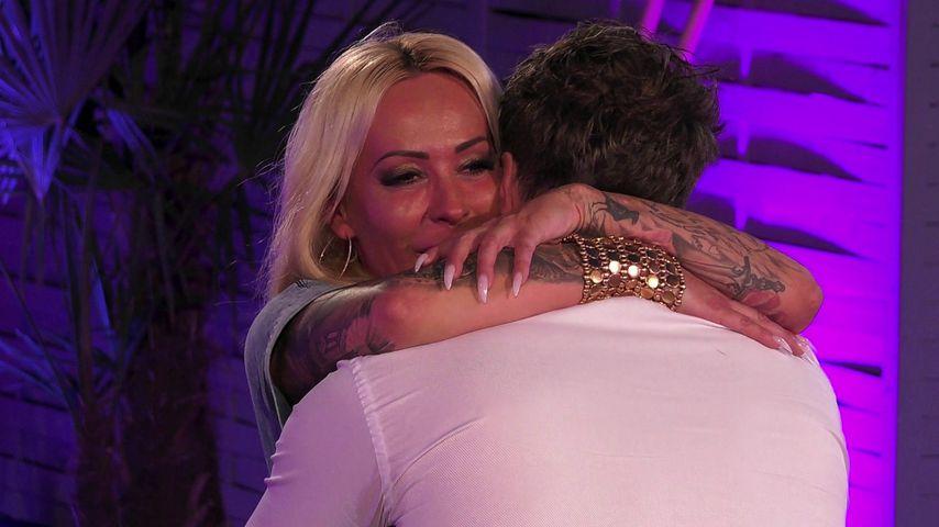 """Cora Schumacher und Sascha bei """"Coras House of Love"""""""