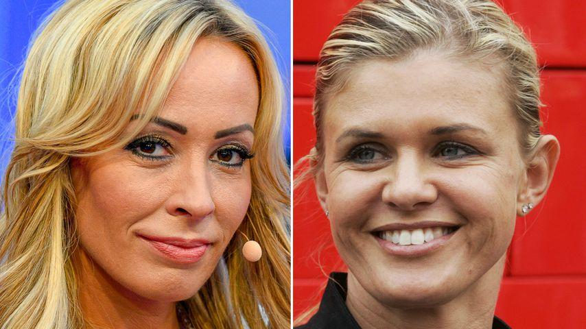 Cora Schumacher schaut zu ihrer Ex-Schwägerin Corinna auf