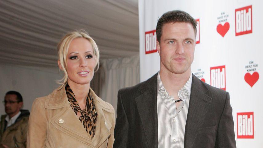 Cora und Ralf Schumacher, 2006