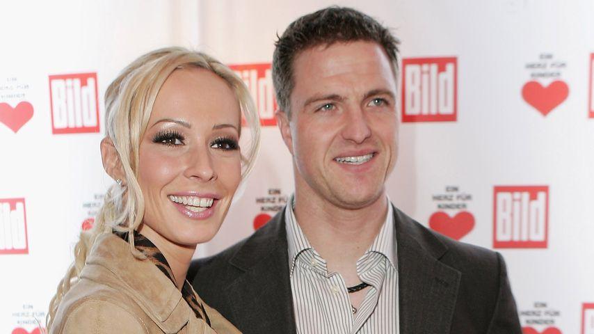 Cora und Ralf Schumacher, Dezember 2006