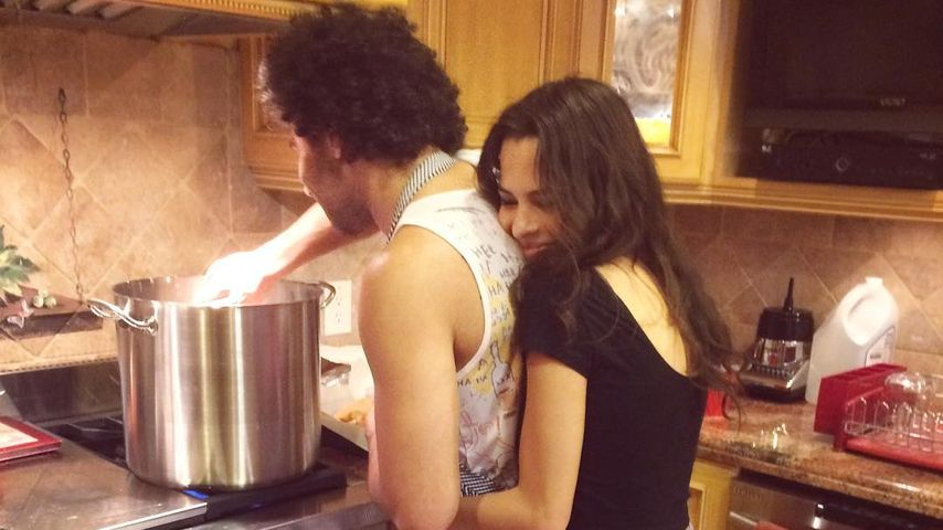 """High School Musical""-Star Corbin Bleu und Sasha Clements"