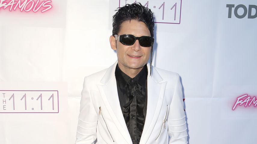 Corey Feldman in West Hollywood
