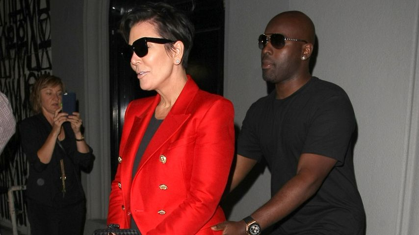 Hat Kris Jenner sich etwa den Hintern vergrößern lassen?