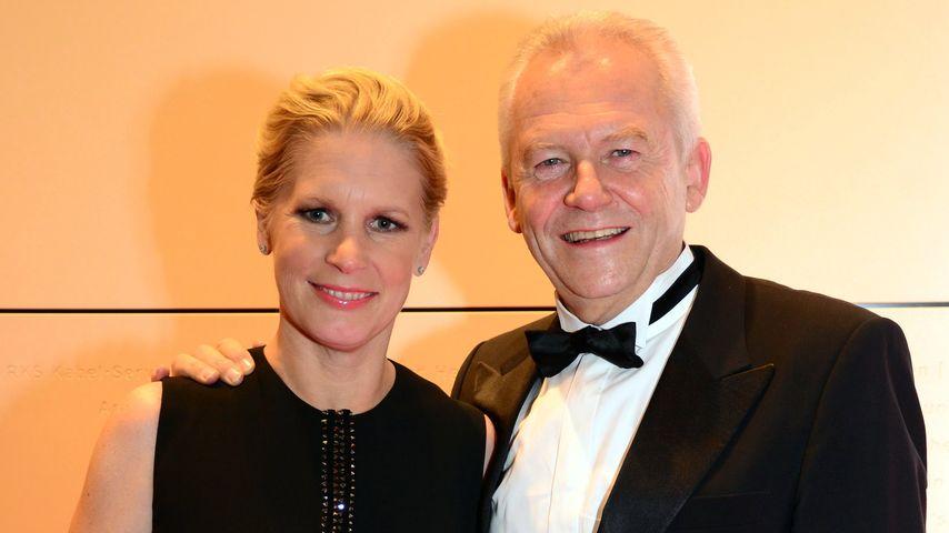 "Sie sagen ""Ja"": Cornelia Poletto & Bahn-Boss Grube heiraten!"