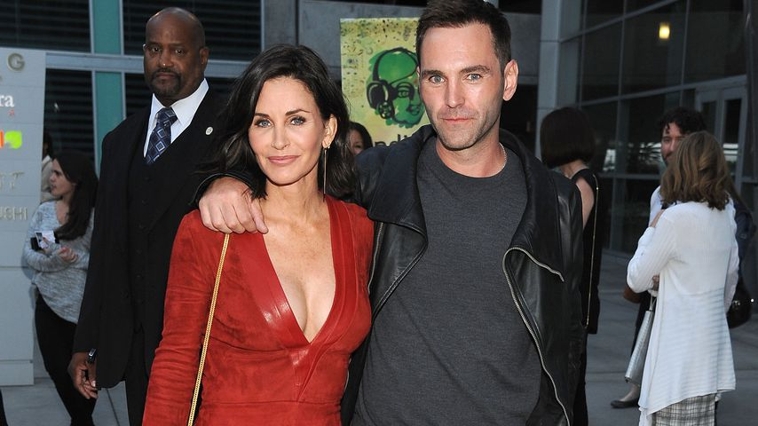 Liebes-Revival: Courteney Cox & Johnny McDaid nähern sich an