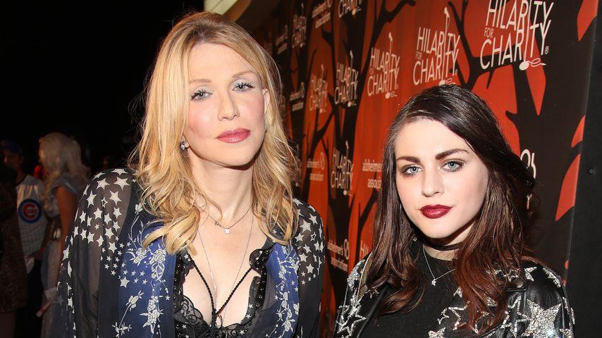Kurzzeit-Ehe: Frances Bean Cobain reicht Scheidung ein!