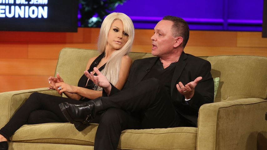 Courtney Stodden und Doug Hutchison, 2014