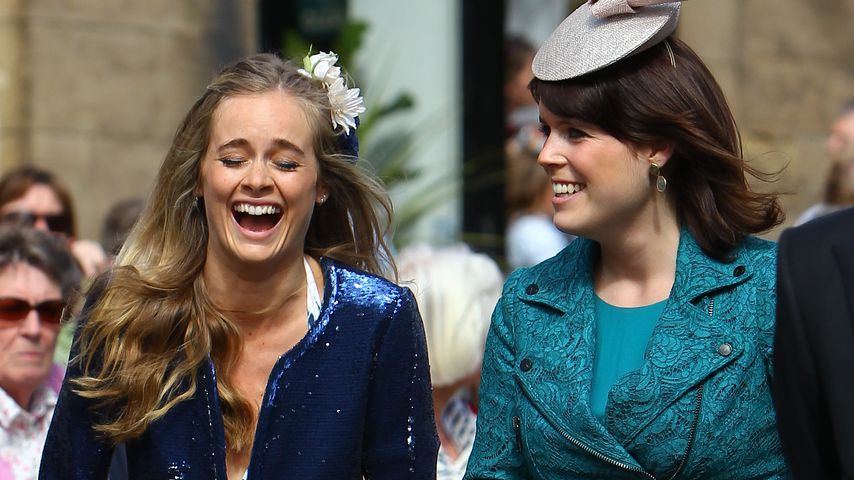 Cressida Bonas und Prinzessin Eugenie