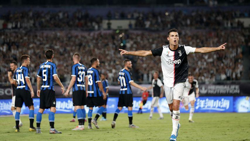 Cristiano Ronaldo 2019 in China
