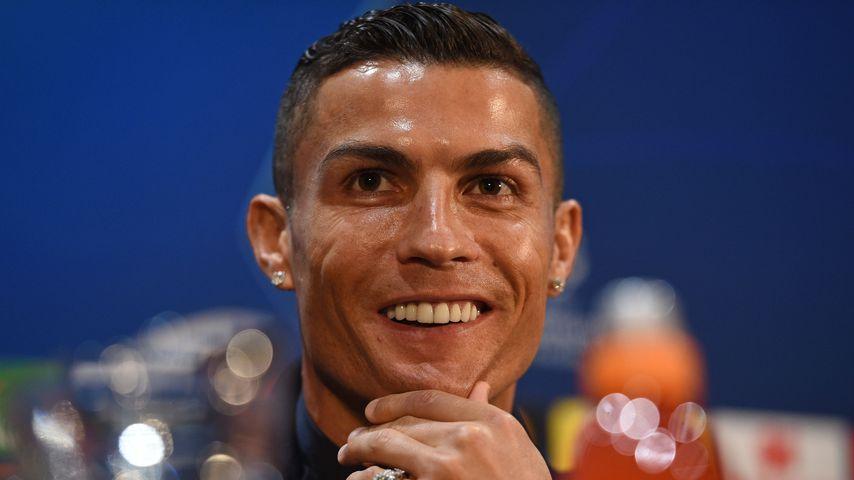 Ronaldo Pressekonferenz