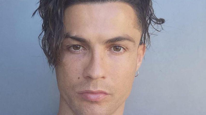 """""""Gefällt's euch?"""": Star-Kicker Ronaldo testet neue Frisur"""