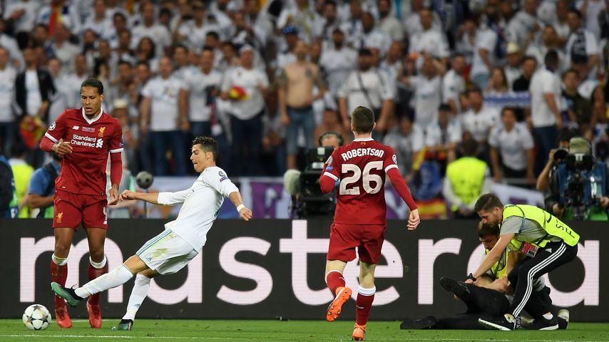Cristiano Ronaldo im Champions-League-Finale