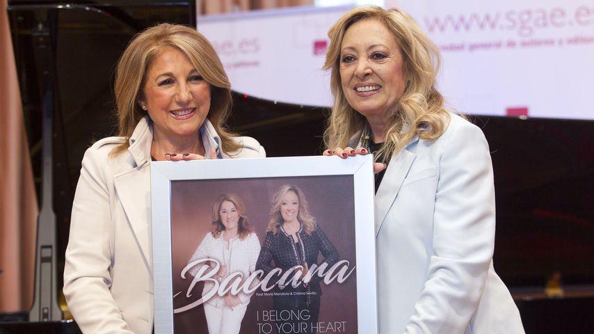 Cristina Sevilla und María Mendiola