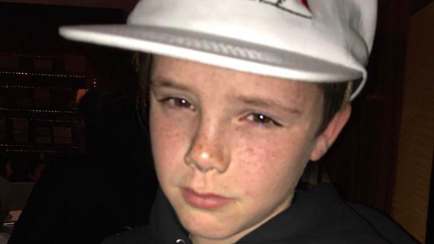 Cruz Beckham (12): Musik-Karriere von Eltern gestoppt!