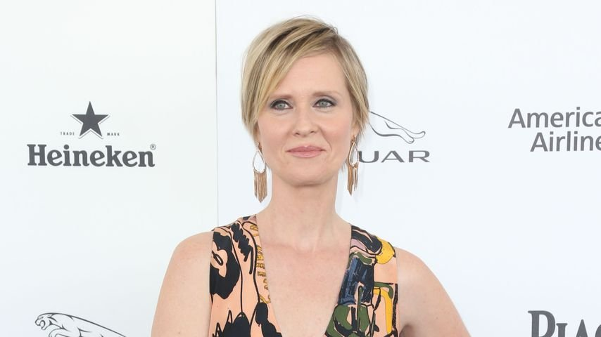 Cynthia Nixon bei den Film Independent Spirit Awards 2016