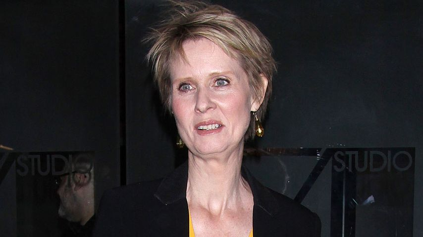 Heftig! Cynthia Nixon mit Axt-Mörderin verwandt