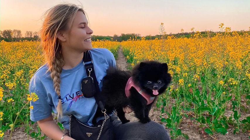 Dagi Bee und ihr Hund Zula