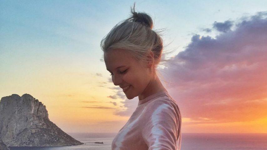 Dagi Bee und ihr Verlobter Eugen in Ibiza