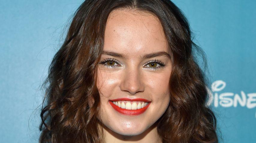 "Keine ""Star Wars""-Action: So lebt Daisy Ridley privat"