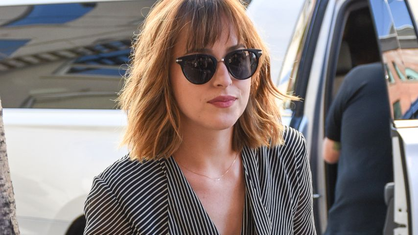 Sie spricht Klartext: Dakota Johnson ist Single!