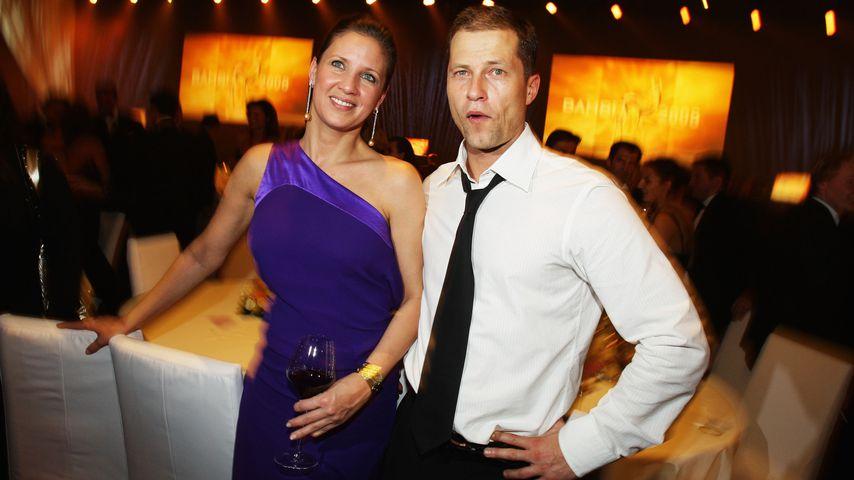 Dana Schweiger: So verliebte sie sich vor 26 Jahren in Til