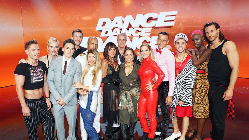 """""""Dance Dance Dance""""-Cast 2017"""