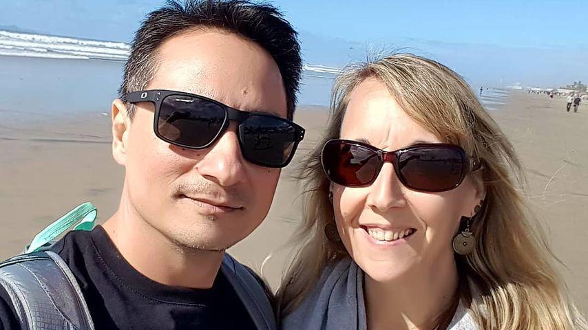 Dango Nguyen mit seiner Frau Michelle