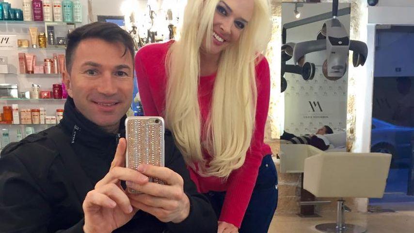 Aus dem Beauty-Salon: Daniela Katzenberger gibt Liebestipps!
