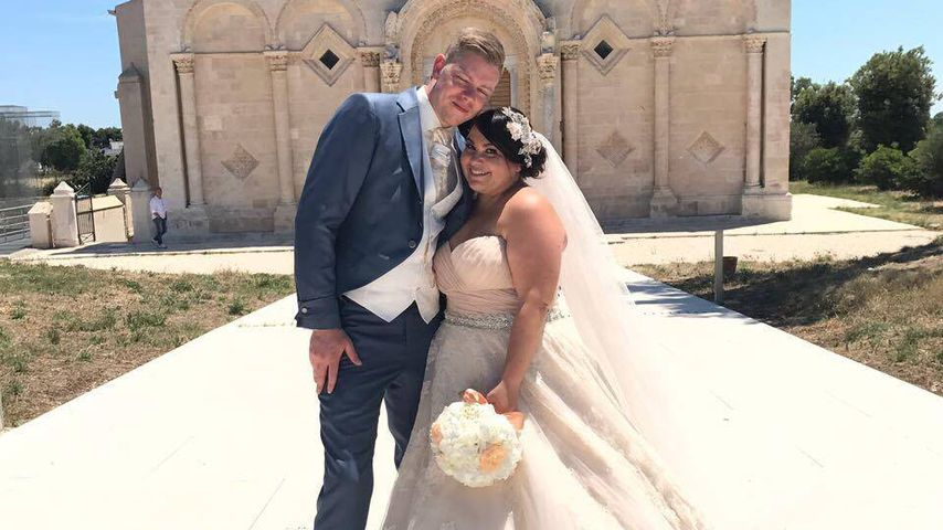 """Romantisch: """"The Biggest Loser""""-Daniela hat geheiratet!"""