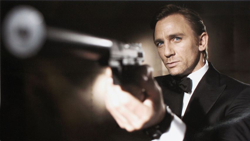 "Daniel Craig als James Bond in ""Casino Royale"""