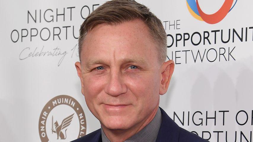 Bond-Diät? Daniel Craig feilt für neuen 007 an seinem Body!
