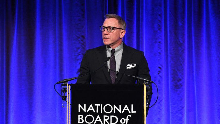 Daniel Craig im Januar 2020