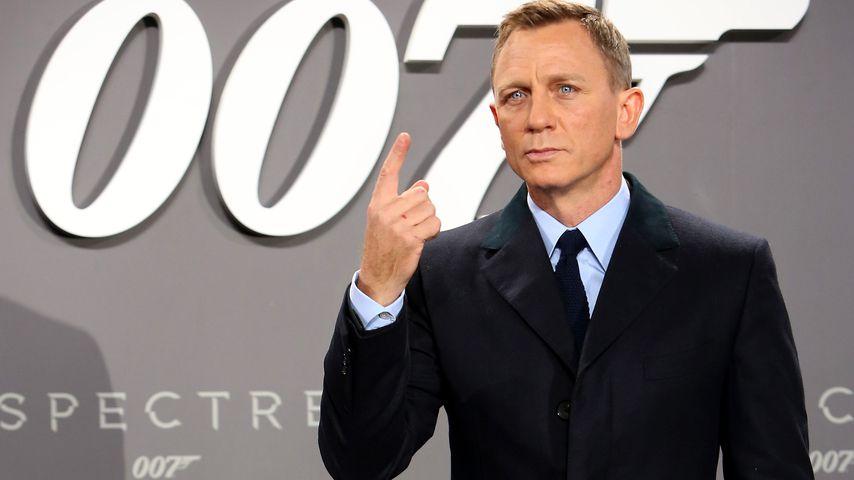 """Daniel Craig bei der Premiere von """"Spectre"""""""