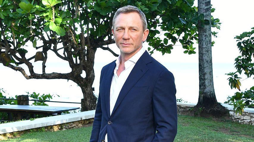 Daniel Craig auf Jamaica