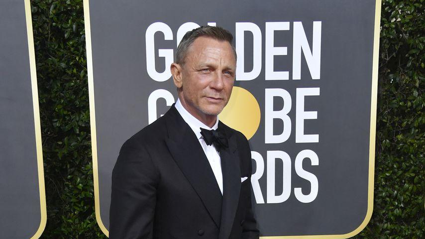 Schauspieler Daniel Craig im Januar 2020 in Los Angeles