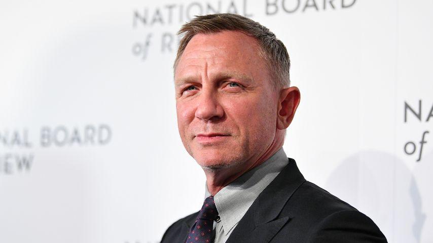 """Daniel Craig spielt die Rolle des """"James Bond"""""""
