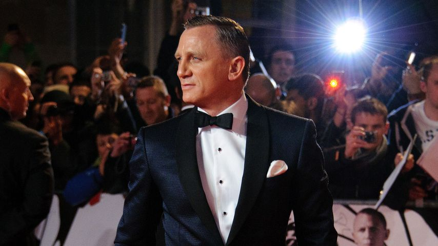 Skyfall: So glamourös war die Bond-Premiere