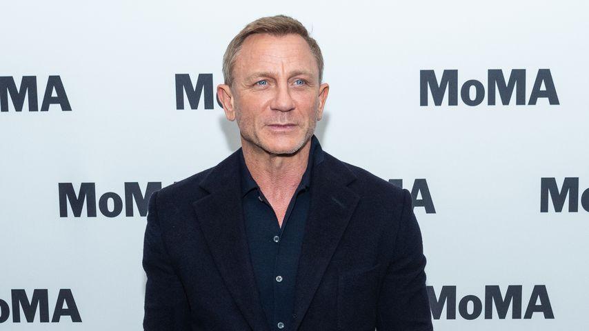 """""""James Bond""""-Darsteller Daniel Craig im März 2020 in New York"""