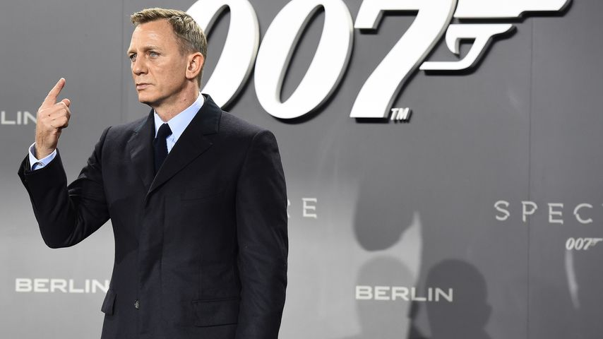 Daniel Craig in Berlin