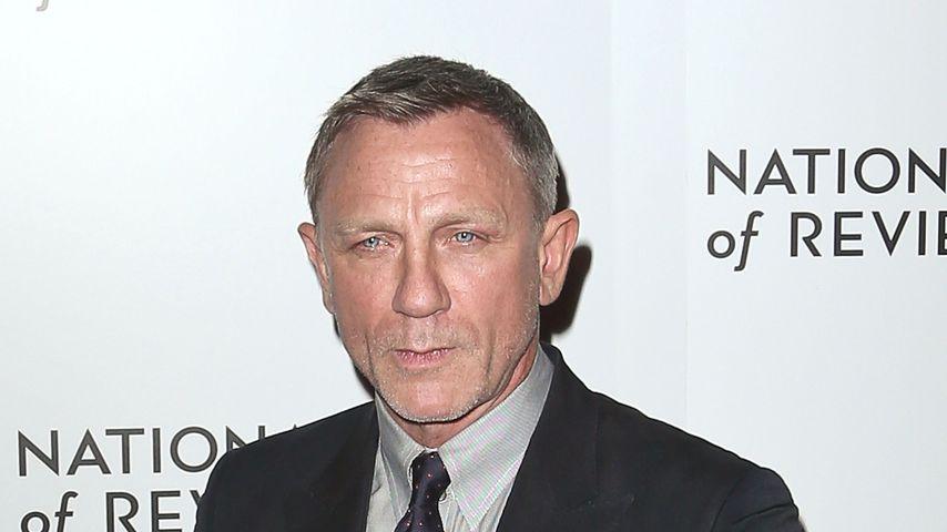 Mit 30 Minuten Sport zum Hammer-Body: Daniel Craig kann das!