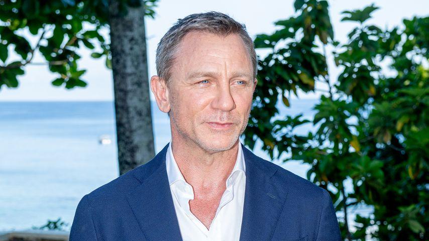 """Daniel Craig bei einem """"Bond 25""""-Photocall 2019"""
