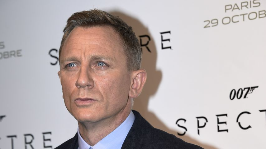 """James Bond""-Star Daniel Craig"