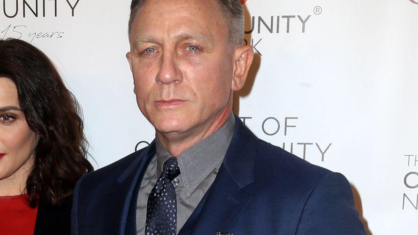 Daniel Craig im April 2018