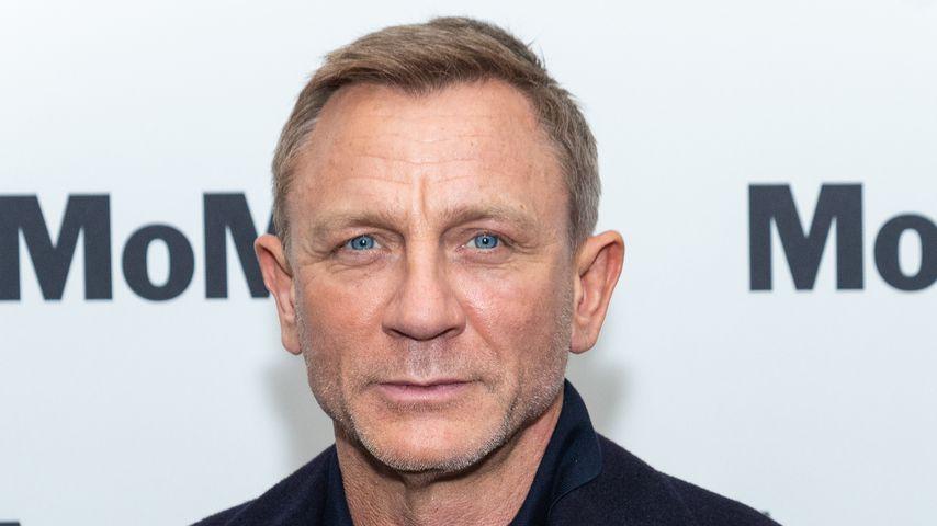 Daniel Craig, 2020
