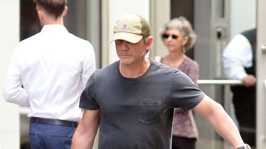Daniel Craig und seine Tochter