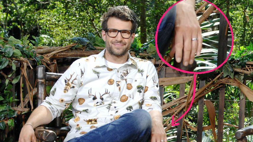 Daniel Hartwich: Was bedeutet dieser Ring?