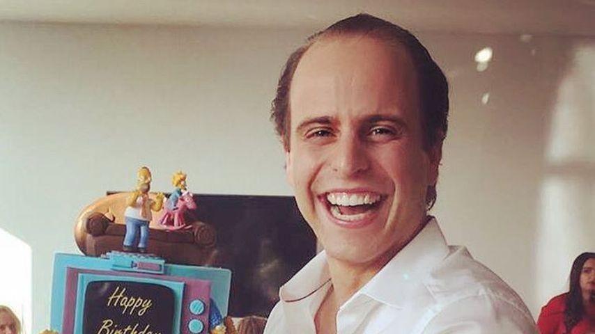 Zuckersüß! Oksanas Sohn Milan überrascht Papa zum Geburtstag