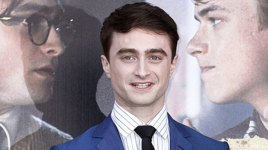 Schwule Sexszene: Für Daniel Radcliffe ganz normal