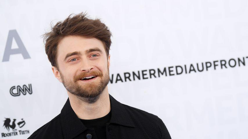 """""""Harry Potter""""-Star Daniel Radcliffe trägt jetzt Rauschebart"""